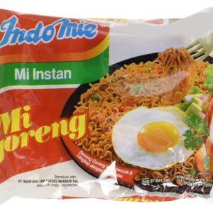 Indomie mr Instant mi Goreng Fried noodles 6pack