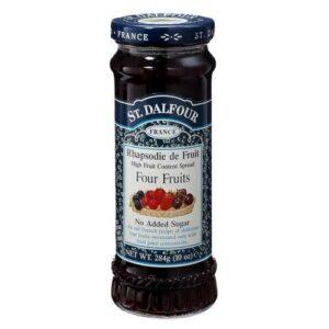 St Dalfour jam 4 fruits 284 gm