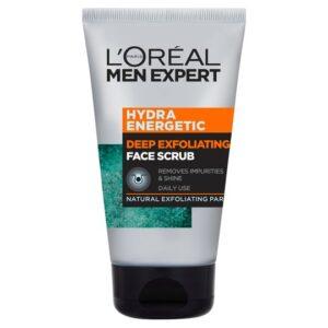 L'Oreal Men Expert Hydrating Energetic Face Scrub 100Ml